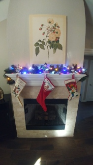 Our stockings!