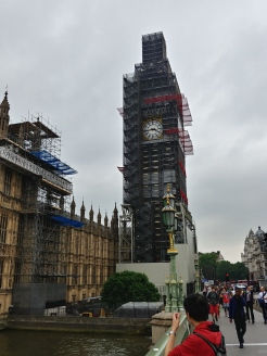 Big Ben (under construction)
